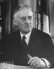 Sec of War Henry Stimson