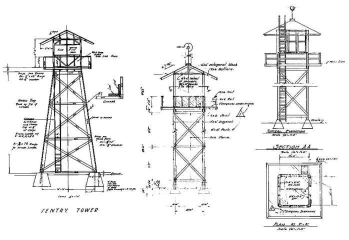 Tower Designs 1943 NA