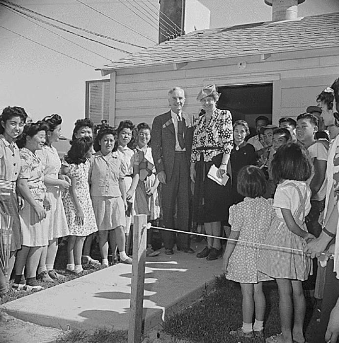Eleanor Roosevelt 1943