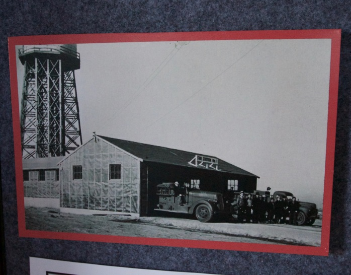 Firehouse Historic Photo